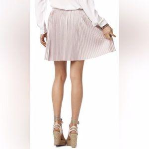 Club Monaco NWT Fay Pleated Knit Skirt